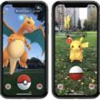 pokemon go charizard and pikachu in AR