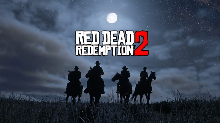 Red Dead Redemption 2 - looking positive for PS4 players